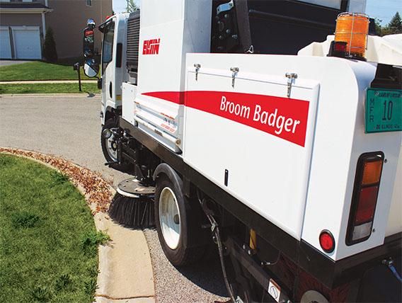 Elgin® Broom Badger®