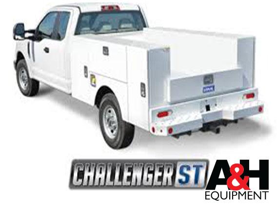 Light Duty Service Trucks