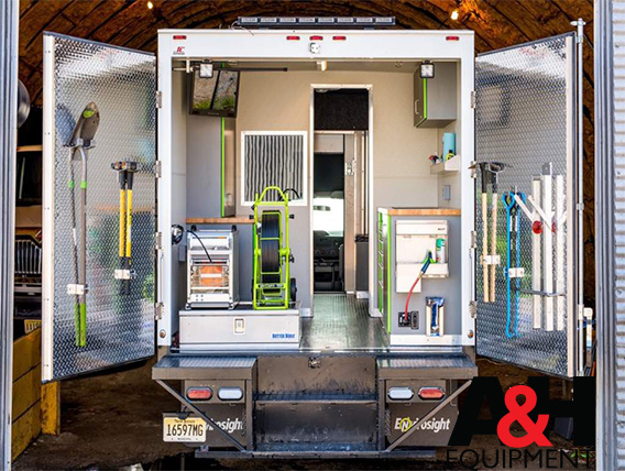 Envirosight® Truck Build Outs & Outpost