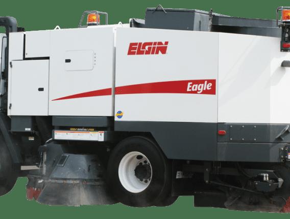 Elgin Waterless/Industrial Eagle