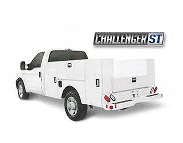 Stahl®  Challenger ST Truck Service Body