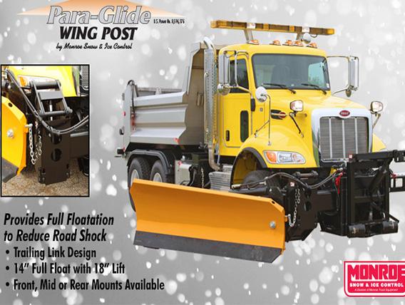 Monroe Snow Plows & Spreaders