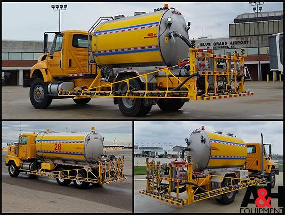 Batts Inc. Runway De-Icer Equipment