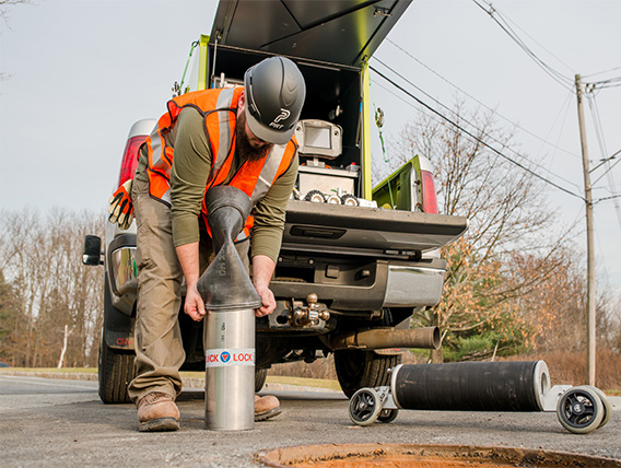 Pipeline Renewal Technologies® Quick-Lock