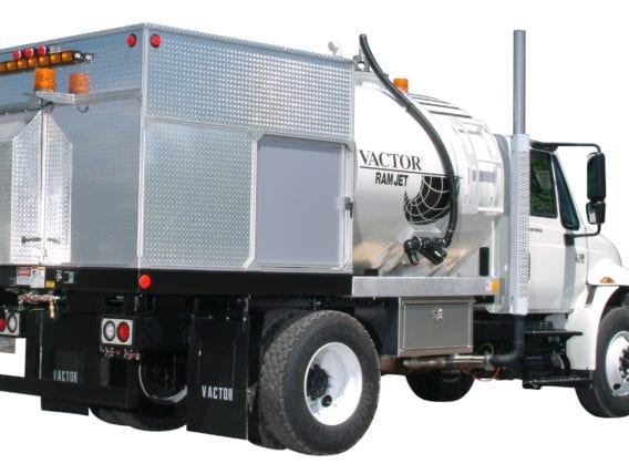 Vactor® Ramjet Truck-Mounted Jetter
