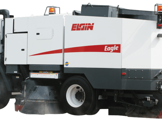 Elgin Waterless/Industrial Eagle
