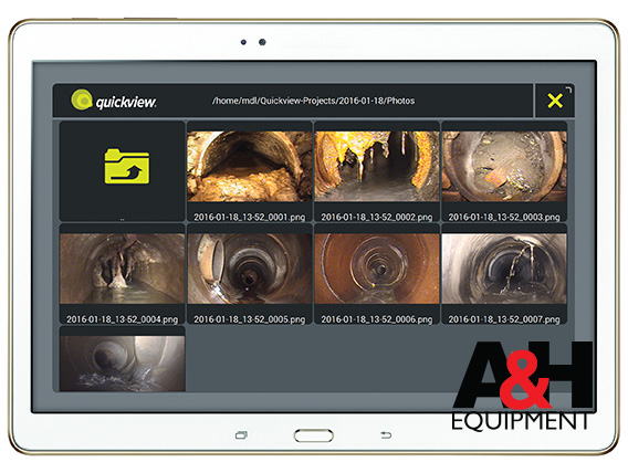 Envirosight® Quickview airHD Wireless