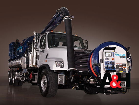 Vactor® 2100 Plus CB