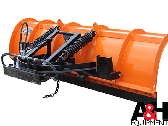Snow Plows & Spreaders
