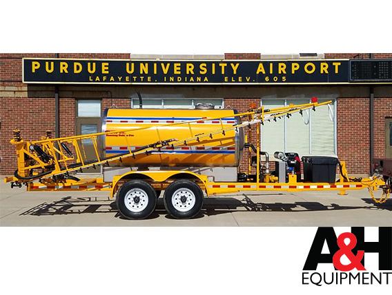 Batts Inc. Runway De-Icer Equipment