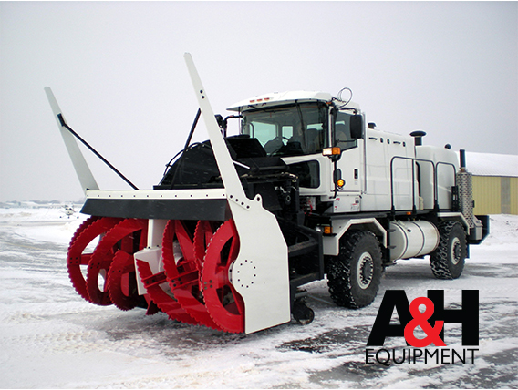 OshKosh®  Road Blower