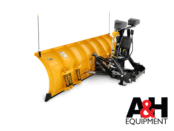 Fisher® Snow Plows & Spreaders