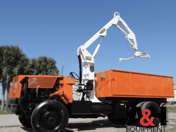 Model CL-3 – Citrus Loader