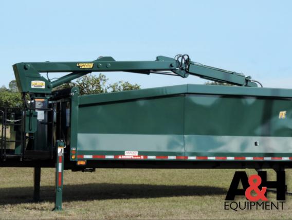 Model HL-3 – Hooklift Truck Mount