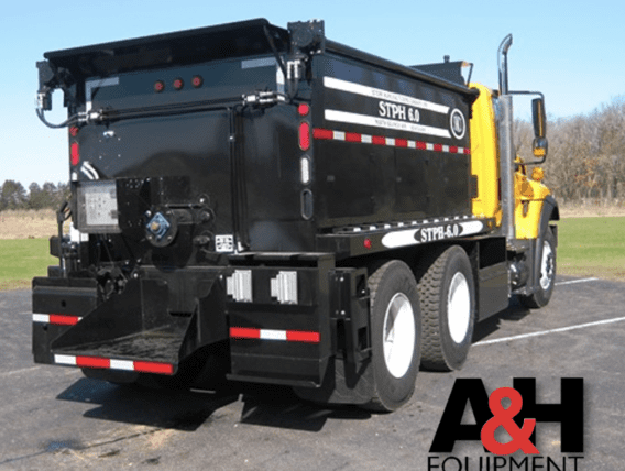 STPH Truck Mounted Patch Truck