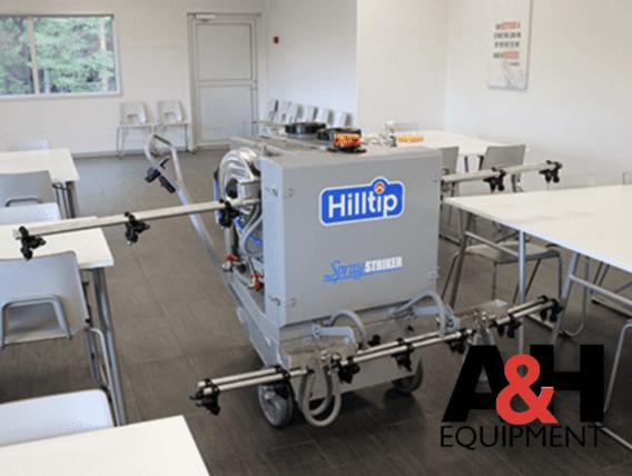 HILLTIP SPRAYSTRIKER™ M-SERIES