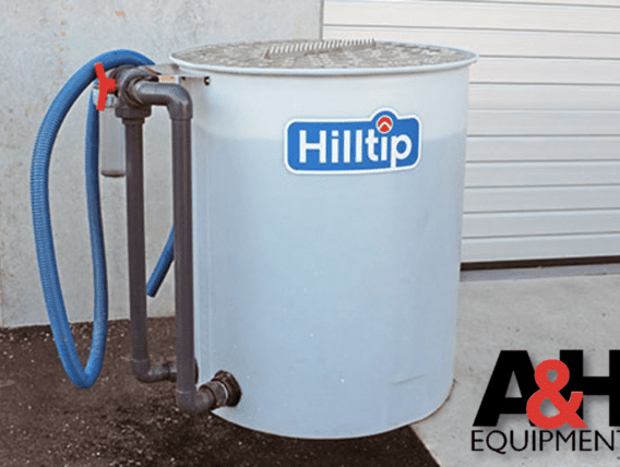 HILLTIP BRINEMIXX™ BRINE SOLUTION BLENDER